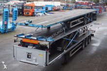 trailer Montracon Open 3-assig/13.6m