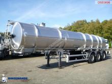 Magyar Food/water tank inox 25 m3 / 1 comp semi-trailer