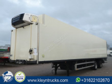 Van Eck CLOSED BOX semi-trailer