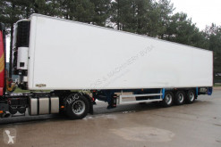Chereau 2m60 x 2m47 - FULL CHASSIS - TAILLIFT - CARRIER FRIGO - GENERAL CONDITION OK semi-trailer