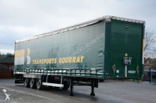 trailer Samro Firana / Curtain / 2009 / 6,8 T