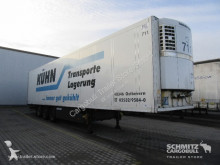Schmitz Cargobull Tiefkühler Multitemp Doppelstock Trennwand Auflieger