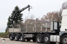Van Hool Ultralight CRANE TRAILER