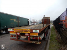 Nooteboom OVB-42-03V Extendable Flat trailer / 1x Steering axle semi-trailer