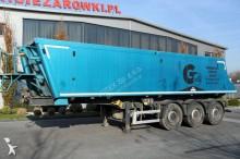 Gras SEMI TRAILER TIPPER GRAS GS 30 m3 semi-trailer