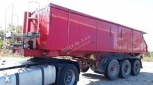 Langendorf ALUMINUM TIPPER SKS-HS24/28 25 m3 semi-trailer
