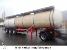 LAG Lebensmittelauflieger 31 m³ V2A 7047 semi-trailer