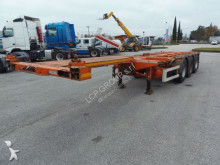 Nooteboom PORTACONTAINER ALLUNGABILE semi-trailer