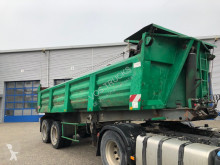 Trailor TIPPER TRAILER / FULL STEEL SUSPENSION / 8X WHEELS /1987 semi-trailer
