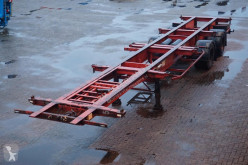 semirimorchio Van Hool Container chassis 2-assig/20,2x20,30,40ft.