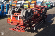 semirimorchio nc Container chassis 2-assig/40ft