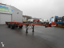 semi remorque Fruehauf Container transport 40 feet - full steel