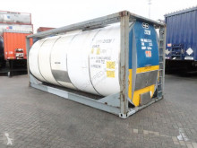 semirremolque Van Hool 23.000L TOP+BOTTOM Discharge, UN Portable T12