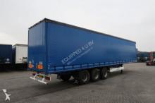 trailer Krone Code-XL, nieuwe zeilen, BPW, rongpotten