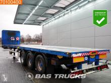 Broshuis Ausziehbar bis 20m50 Lenkachse 3 AOU-14-22 Hartholz-Boden semi-trailer