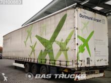 trailer Krone SD Mega Hubdach BPW