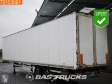 Talson F1520 SAF Double Doors - Durchlade semi-trailer