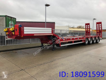 semirremolque nc Low bed trailer