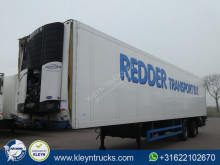 damaged mono temperature refrigerated semi-trailer