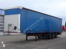 semi remorque Schmitz Cargobull SCS 24/L*Edscha*SAF*