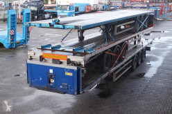 trailer SDC Open 3-assig/13.6m
