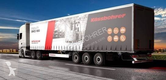 Voir les photos Semi remorque Kässbohrer K.SCS X+ / 90 - 12 / 27