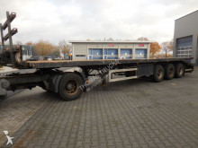 Pacton 40 Ft Container Steel Suspension semi-trailer
