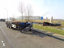 полуприцеп Pacton Extendable Chassis / BPW / NL Trailer / Liftaxle