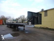 Schmitz flatbed semi-trailer