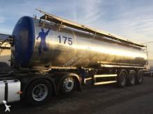 semirimorchio cisterna trasporto alimenti Magyar