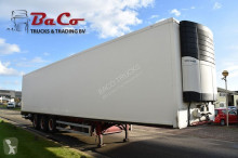 Pacton T3-002 - 1 LIFT AXLE - BPW AXLES - DISC BRAKES - CARRIER VECTOR - ELEVATOR semi-trailer