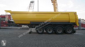 semi remorque Ozgul 4 AXLE NEW TIPPER TRAILER