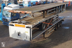 M&G Open 3-assig/13.6m semi-trailer
