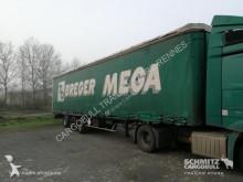 General Trailers Rideaux Coulissant Mega semi-trailer