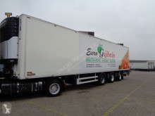 semi remorque Chereau + steered + Carrier Maxima 1300
