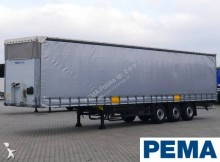 Schmitz Cargobull SCS Naczepa Schmitz Tautliner Edscha Huckepack PEMA 71975 Auflieger
