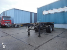 Pacton 2328 C-2 FULL STEEL 20FT CONTAINER CHASSIS (LAMME / TWISTLOCKS) semi-trailer