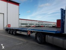 Fliegl flatbed semi-trailer
