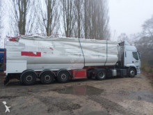 Desot food tanker semi-trailer