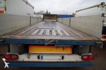 Fruehauf Plateau Ridelles 3 Essieux semi-trailer