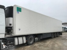 used refrigerated semi-trailer