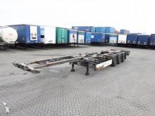 semi remorque Schmitz Cargobull 45FT HC, SAF+DISC, 2x extendable