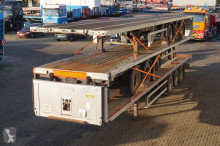 Montracon Open oplegger 3-assig/13.6m semi-trailer