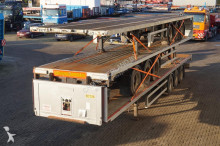York Open oplegger 3-assig/13.6m semi-trailer