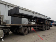 Krone SDP 27 (SAF-axles) semi-trailer