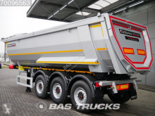 trailer onbekend 28m3 Stahlkipper 2x SAF Liftachse Wabco