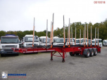 semi reboque Dennison Log trailer F25SKA
