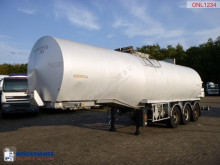 semi remorque Fruehauf Bitumen tank steel 31 m3 / 1 comp