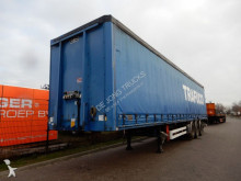 Van Hool Curtain Joloda Floor / MB DISC / Lift axle semi-trailer