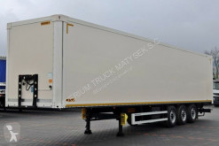Wielton ISOTHERM / BOX / LIFTED AXLE / H: 2,7 M / semi-trailer